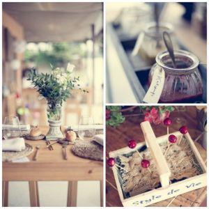Decoració per a casaments