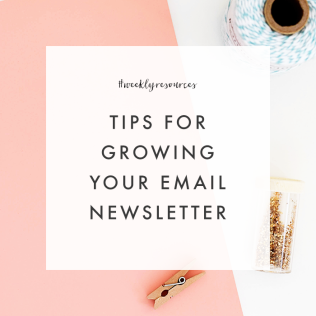 email-newsletter-tips